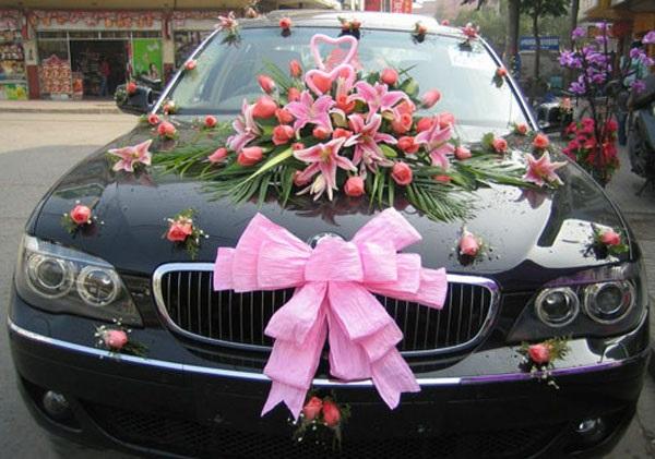 wedding car